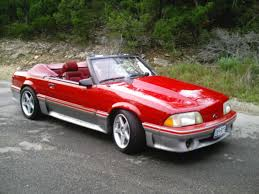 1990 mustang gt convertible value highly modified ford mustang gt convertible 351w fox for