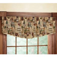 theme valances wine themed kitchen curtains aidasmakeup me