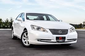 2007 lexus es 350 white 2007 lexus es 350 stock 095904 for sale near marietta ga ga