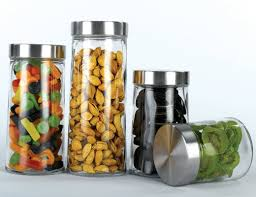100 glass canister set for kitchen best 10 spice jars ideas