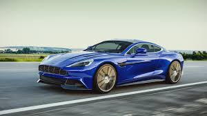 custom aston martin dbs car blue aston martin vanquish cars for good picture