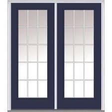 Metal Glass Door by 72 X 80 Front Doors Exterior Doors The Home Depot