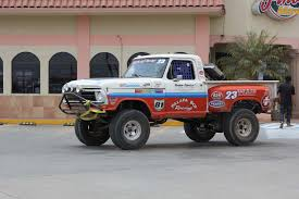 Vintage Ford Truck Commercials - vintage off road rampage the trucks of the 2015 mexican 1000