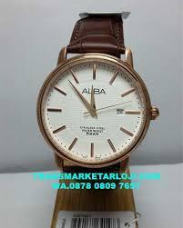 Jam Tangan Alba jam tangan pria alba as9748x1 trans market arloji
