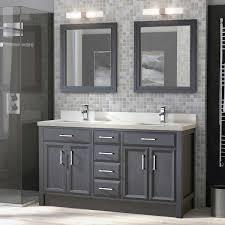 Grey Vanity Bathroom by Grey Vanity Bathroom