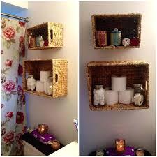 Baskets For Bathroom Storage Bathroom Storage Wicker White Furniture With Wicker Baskets