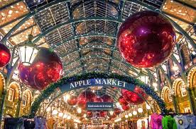 10 christmas markets in london