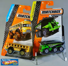 matchbox honda odyssey super fun wheels blog matchbox field tripper u0026 3 axle dump truck