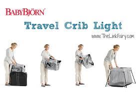 baby bjorn travel crib light babybjorn travel crib light review travel easy
