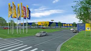 ikea proposes plans for opening a memphis store in fall 2016 as