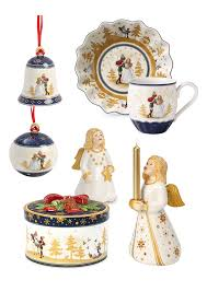 Villeroy And Boch Christmas Ornaments by Fairy Tale Time