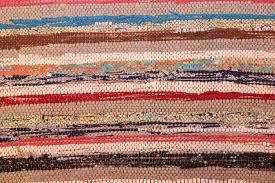 vintage swedish runner rag rug 46657 by nazmiyal