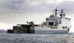 amphibious rv landing platform dock