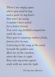 loss of pet pet gift sympathy gifts loss of dog or cat pet print poem by