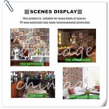 aliexpress com buy indian style self adhesive tile art wall