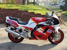 contradictions 1993 suzuki gsx r600 with 2200 miles rare