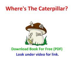where u0027s the caterpillar free download story preschool