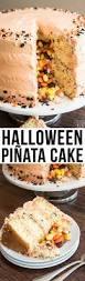 halloween fairy cakes recipes the 25 best pinata cake ideas on pinterest diy cake easy