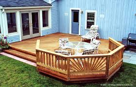 patio ideas backyard deck ideas and wood deck railings with