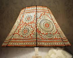 Lamp Shades Etsy by Mandala Lamp Shades Etsy