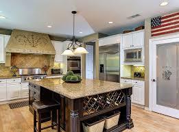 kitchen islands with columns 50 gorgeous kitchen designs with islands designing idea
