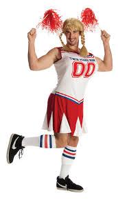 Cheerleader Halloween Costume Penelope Pom Poms Mens Cheerleader Costume Cheerleader Costume