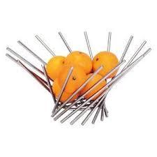metal fruit basket contemporary fruit basket fruit bowls eatwell101