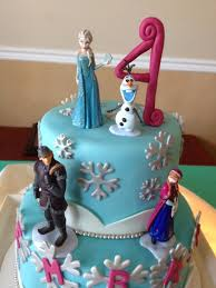 19 awesome frozen inspired cakes simple