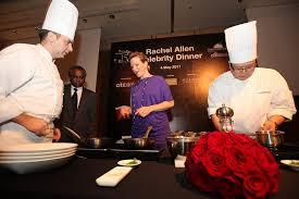 Rachel Allen Dinner Party - rachel allen celebrity dinner