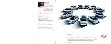 2011 kia borrego brochure