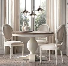 Best  White Round Dining Table Ideas Only On Pinterest Round - Kitchen table round