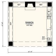 gazebo plan 54764 at familyhomeplans com