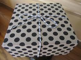 polka dot boxes let s make a card october 2010