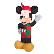 Blow Up Christmas Decorations For Sale by Shop Christmas Inflatables At Lowes Com