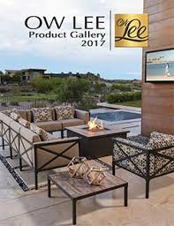 Patio Catalog Ow Lee Handcrafted Outdoor Furniture Ahead Of The Rest Patio