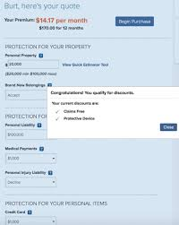 Estimated Home Owners Insurance by Nationwide Home And Renters Insurance An In Depth Review