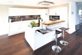 weiss kche mit kochinsel wohndesign ehrfürchtiges moderne dekoration küchen weiss modern