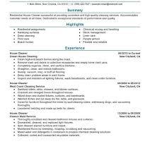 resume setup exles cleaner cover letter resume setup exles sle objectiveormator
