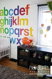 Best  Rainbow Wall Decal Ideas Only On Pinterest Rainbow - Alphabet wall decals for kids rooms