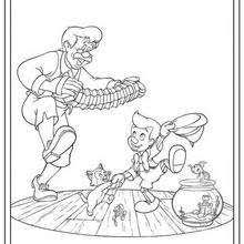 blue fairy 1 coloring pages hellokids