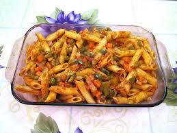 spicy veggie pasta youtube