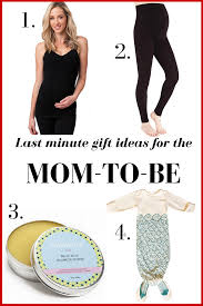 christmas gift ideas for the mom to be u2013 maman chic