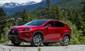 lexus jeep 2017 most fuel efficient suvs of 2017 autonxt