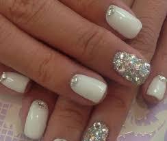 Nail Designs With Diamonds