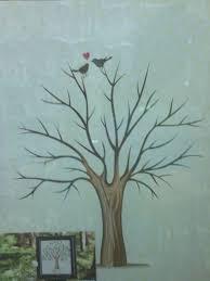 46 best alt guest book ideas images on pinterest wedding trees