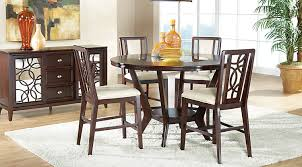 black dining room table set affordable black dining room sets rooms to go furniture