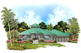 olde florida style 66055gw architectural designs house plans