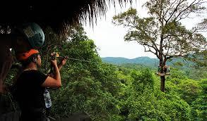 Backyard Zip Line Without Trees by Bangkok Zipline Pattaya Zipline U2013 Flight Of The Gibbon