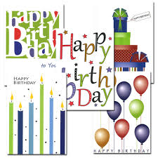 boxed business happy birthday note card assortment 30 cards 32