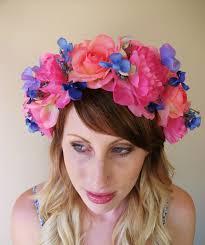 headbands nz peony hydrangeas crown floral wreath flower crown floral